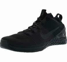 Nike Metcon DSX Flyknit 2 Triple Black Crossfit Training Shoes 924423-004 image 3