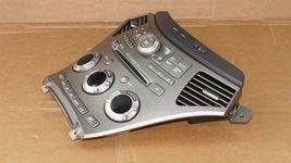 06 Subaru Tribeca B9 Heater Climate Control Dash Air Vents Info Stereo Faceplate image 9
