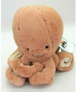 "Jellycat Little Odell Octopus Plush Stuffed Animal Soft Toy 8"" - $29.67"
