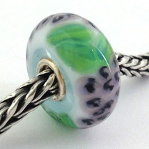 Authentic Trollbeads Wisteria Bead Charm  61374 New, Retired - $23.74