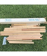 Vintage Quilting Frame Sears 25-48184C or 25-4872? - $49.49