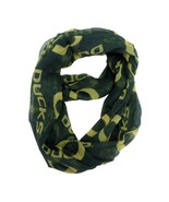 Oregon Ducks Scarf Infinity Style**Free Shipping** - $25.40