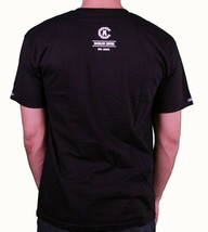 Crooks & Castles Hoodlum Empire Outfitters Of The Underworld Black T-Shirt image 2