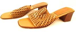 Cole Haan Womens Slides Sandals 9 1/2 B Pumps Heels Brazil Slip On Casua... - $23.23