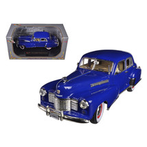 1941 Cadillac Series 60 Special Blue 1/32 Diecast Car Model by Signature... - $29.91