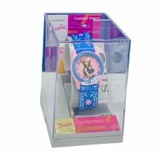 Barbie Doll Avenue watch vtg pink wristwatch NIB box sealed case SII mat... - $39.55