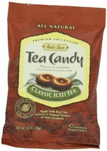 Bali's Best Classic Iced Tea Candy, 5.3-Ounce Bags Pack of 12 - $34.32