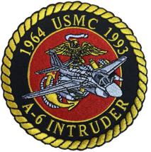 USMC A-6 Intruder Commemorative Patch NEW!!! - $11.87