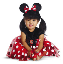Red Minnie Mouse Deluxe Infant Costume (12 - 18 Months) - $17.81