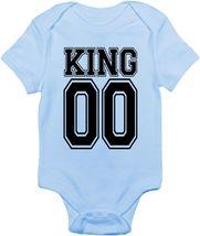 King Graphic Onesie - $17.99+