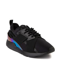 Neuf Femmes PUMA Muse Athlétique Chaussure Noir Irisé X-2 - $109.99