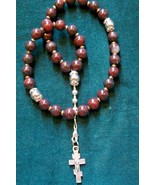 33 Bead Brecciated Jasper Chotki - Orthodox prayer beads Great gift! - S... - $19.50