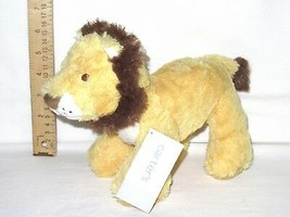 "NWT Carters Plush Toy Stuffed Animal Baby Lion 10"" King of the Jungle Sa... - $21.99"