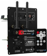 Dayton Audio - WF60PA - 60W Class D 2.1 Plate Amplifier with Wi-Fi and B... - $158.35