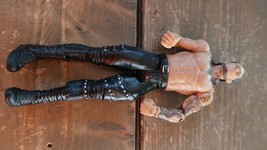 Wwe Rare Mattel Figurine Catcheur - $12.56