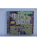 CD  PARTY TYME KARAOKE SUPER HITS 32  2018 SYBERSOUND RECORDS   SEALED - $8.86