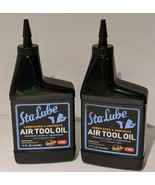 2 Sta-Lube Air Tool Oil, Prevents Rust & Corrosion,15 Oz. Lubrication Pr... - $19.55