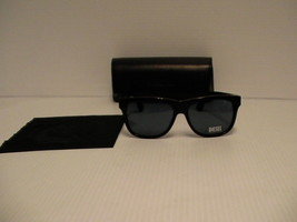 Diesel Sunglasses DL0085 col.01V 57mm blue lenses new with leather box - $89.05