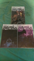 Warlords of Appalachia 1-3 Boom! Studios - $6.00
