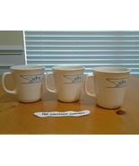 "Corelle First of Spring Mugs (3)  3.5"" Tall, 3.25 Diameter - $8.05"