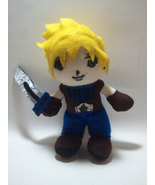 "Final Fantasy VII / 7 Custom Made ""Tifa & Cloud"" UFO Catcher / Plush Lot... - $10.00"