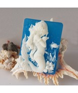You are buying a soap - Baby Mermaid, Deema - handmade soap w/essential oil - $14.85