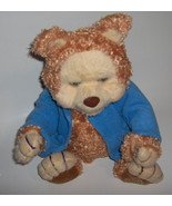 TJ Bearytales animated talking story telling plush bear Playskool  2006-... - $49.49