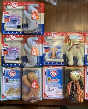 McDonalds Teenie Beanie Babies by Ty. All in unopened packages - $120.00