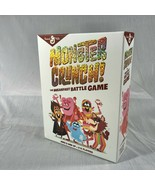 NEW Sealed General Mills Monster Crunch! The Breakfast Battle Card Board... - $19.79