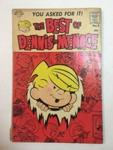 THE BEST of DENNIS THE MENACE #1 1959 GIANT SIZE ISSUE HALDEN COMICS SIL... - $18.95