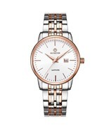 OCHSTIN LQ015B Fashionable Auto Date Ladies Wristwatch Stainless Steel B... - €47,25 EUR