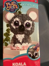 Plush Craft Koala Kit - Fun and Easy No Sewing NEW - $14.25
