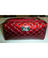 WOMEN'S QUILTED DESIGN FAUX LEATHER 3 COMPARTME... - $11.39
