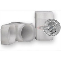 CoinSafe Square Large Dollar Coin Tubes (Qty = 5 Tubes)  - $6.95