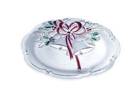 Celebrations by Mikasa Holiday Bells 15-Inch Platter - $79.99