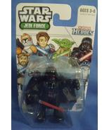 Toys Hasbro NIB Star Wars Jedi Force Playskool Heroes Darth Vader - $10.95
