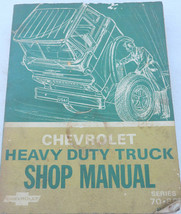 1969 Chevrolet 70-90 Heavy Truck Service Repair Manual OEM Dealer Workshop - $5.95