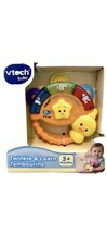 Vtech  Baby 3M + Twinkle And Learn Tambourine Toy - $12.53