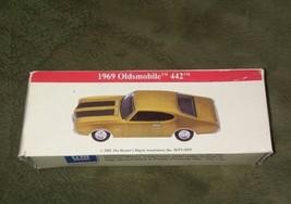 1969 Oldsmobile 442 Readers Digest model car - $4.95