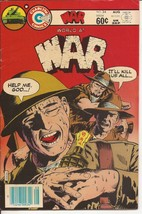 Charlton War V7 #34 The Wars Of Private Bailey The Iron Corporal Battlef... - $2.95