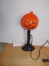 Halloween Jack O Lantern Pumpkin Light - $12.99