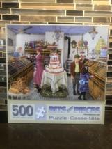 "Fantastic Cakes 500 Piece Bits And Pieces Puzzle 18"" X 24"" - $13.36"