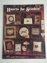 Heart Of Stitchin' by June Grigg/Desgns Inc - $8.97