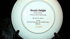 "1994 ""Kewpie Delight""  by Gary Otteson ( Kewpie ) AA20-CP2231 Vintage  Commemora image 4"