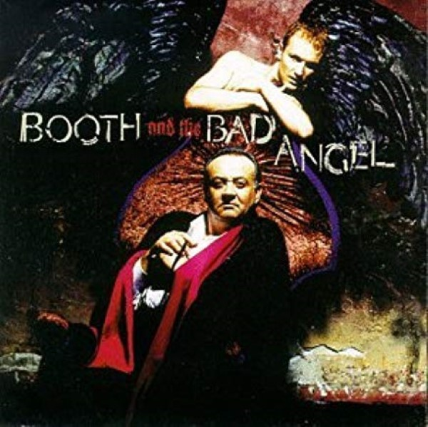 Booth and the Bad Angel by Angelo Badalamenti Cd