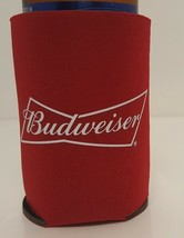"1 Red Stripe Bottle Can Koozie /""RED/""  Jamaica One Koozie New /& Free Shipping"