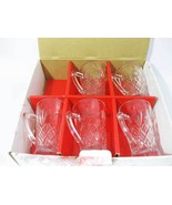 Alpine Cuisine Beauty Glass Tall Clear Glass Te... - $15.00