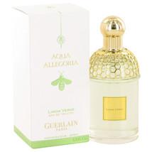 Guerlain Aqua Allegoria Limon Verde 4.2 Oz Eau De Toilette Spray image 6