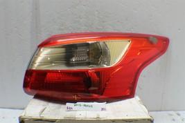 2012-2014 Ford Focus Pass Right Tal Light 44ZH2067 301 3B9 - $59.39
