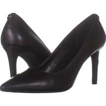 MICHAEL Michael Kors Dorothy Flex Pump Classic Heels 719, Black Leather,... - $30.71